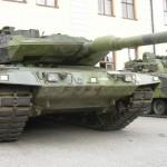 Stridsvagn 90 vs. Leopard på Pite Dragway